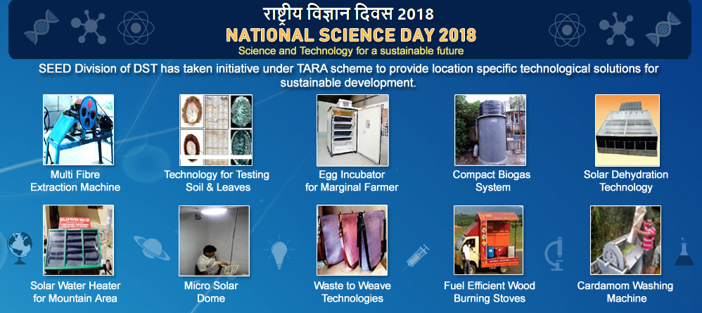 National Science Day 2018