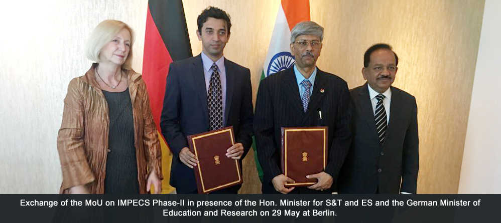 Exchange of MOU