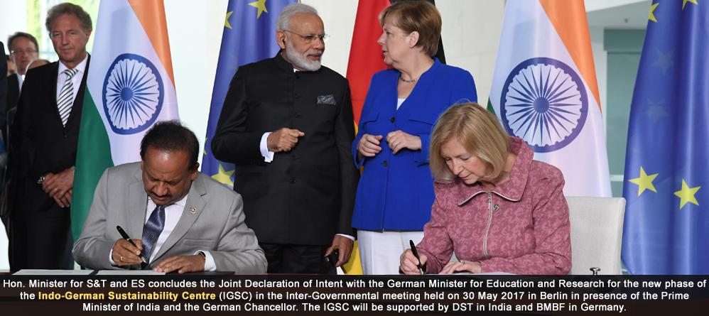 Indo German PM